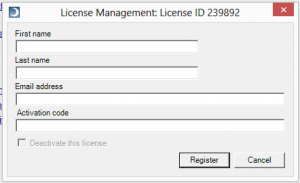 LicenseManagement