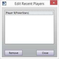 EditRecentPlayers